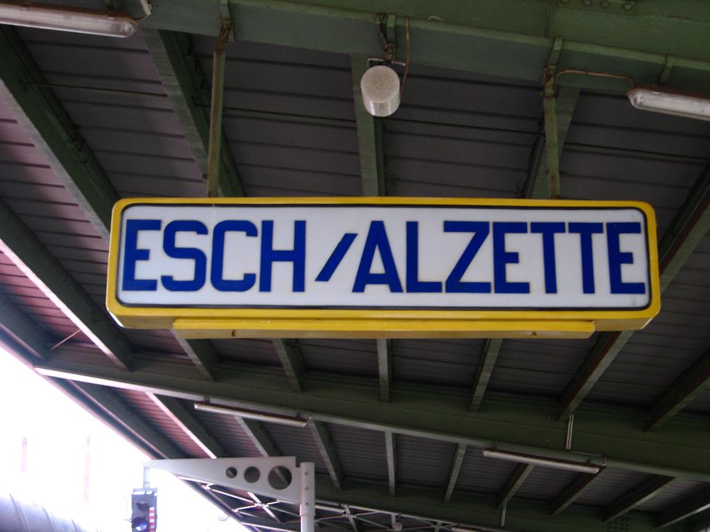 Esch-sur-Alzette Named European Cultural Capital 2022