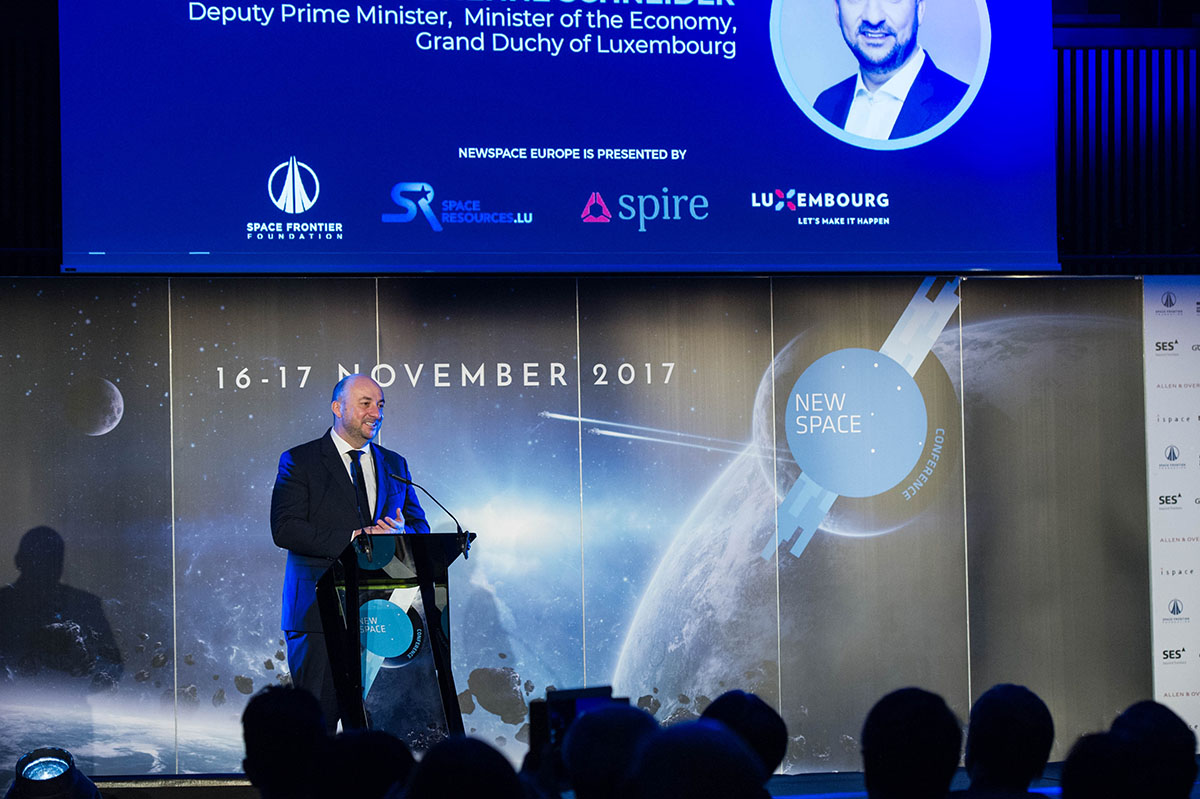 Luxembourg: Space Business Booming