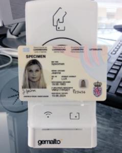 Luxembourg passport