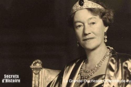 Grand Duchess Charlotte: A National Hero