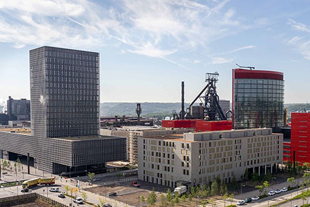 European Cultural Capital 2022 Named: Esch-sur-Alzette