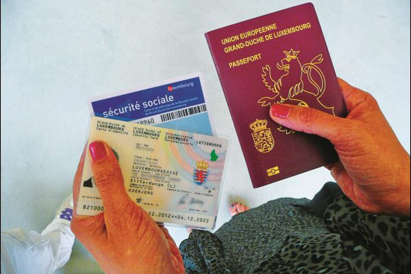 Luxembourg Passport & ID Card: Stage 3 of the Process