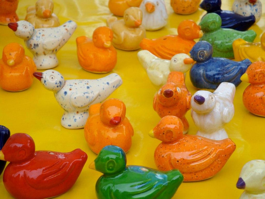 Easter Monday: Emaischen & Péckvillercher Celebrations