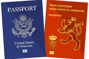 us passport and lux passport