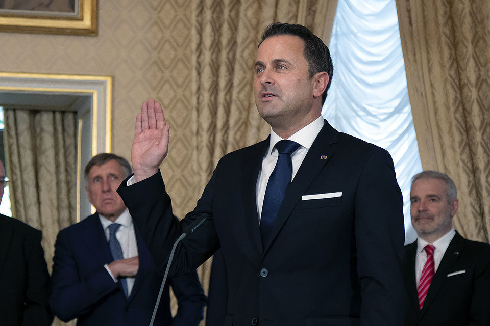 New Government Has Been Formed in Luxembourg