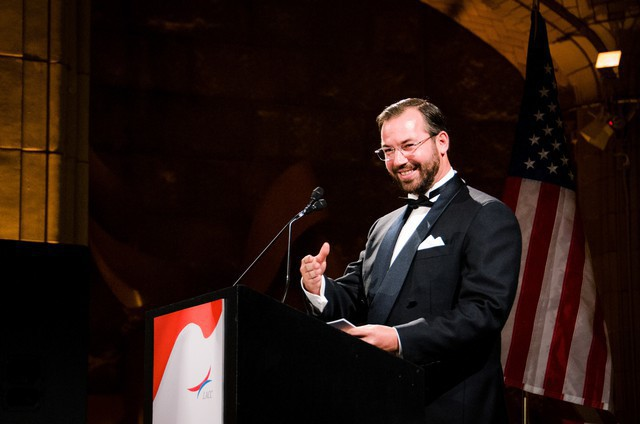 Prince Hosts American-Luxembourgers Reception