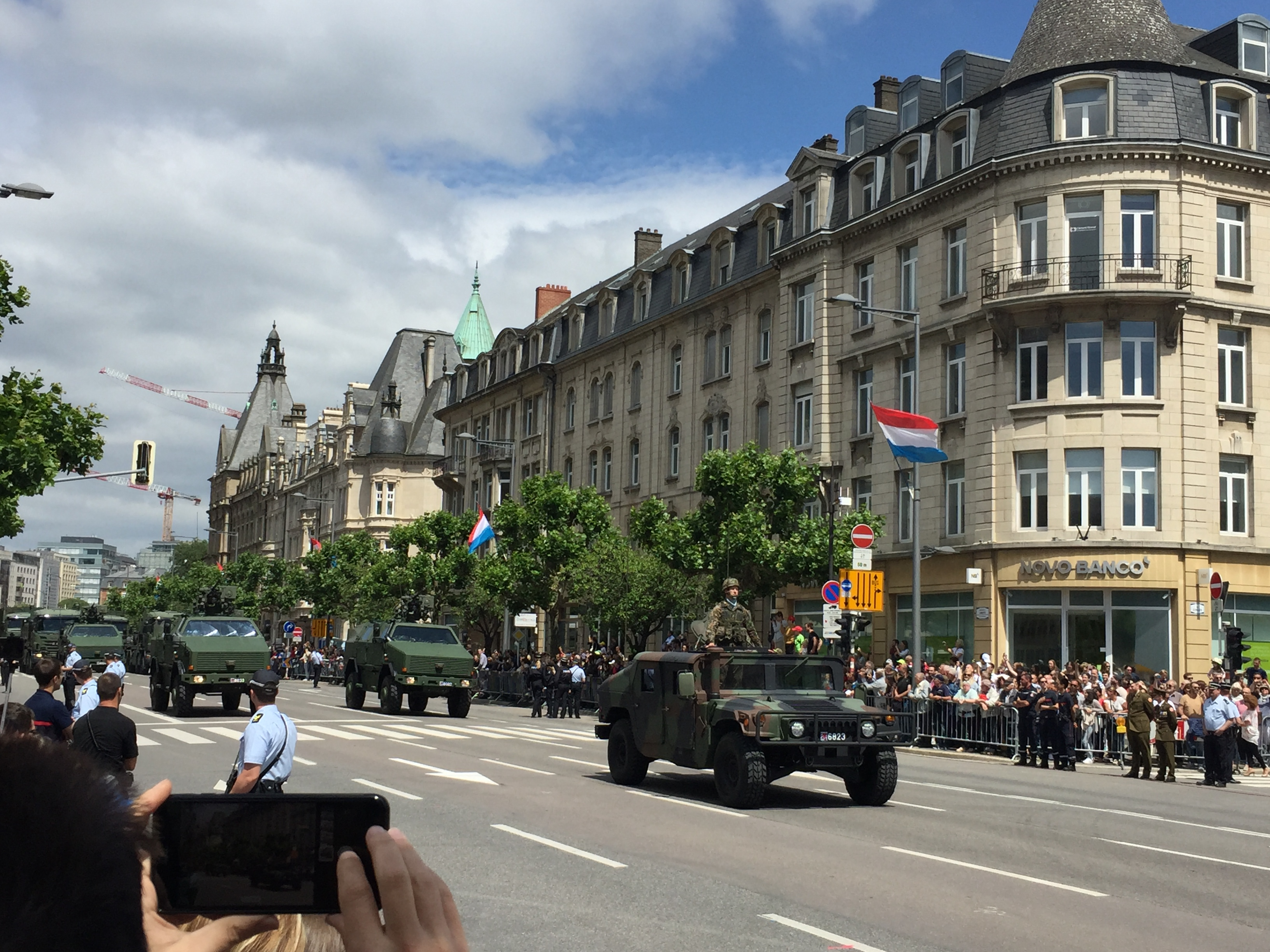 Luxembourg National Day