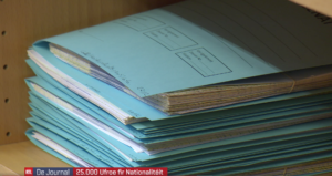 Luxembourg Citizenship Application Folders