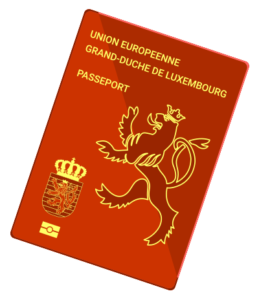 Luxembourg Dual Citizenship Passport