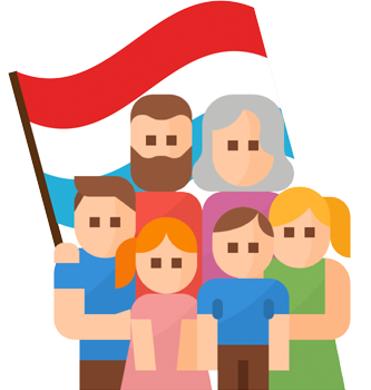 Luxembourg Nationality: A Luxembourg Dual Citizenship Family