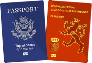 us-luxembourg passport