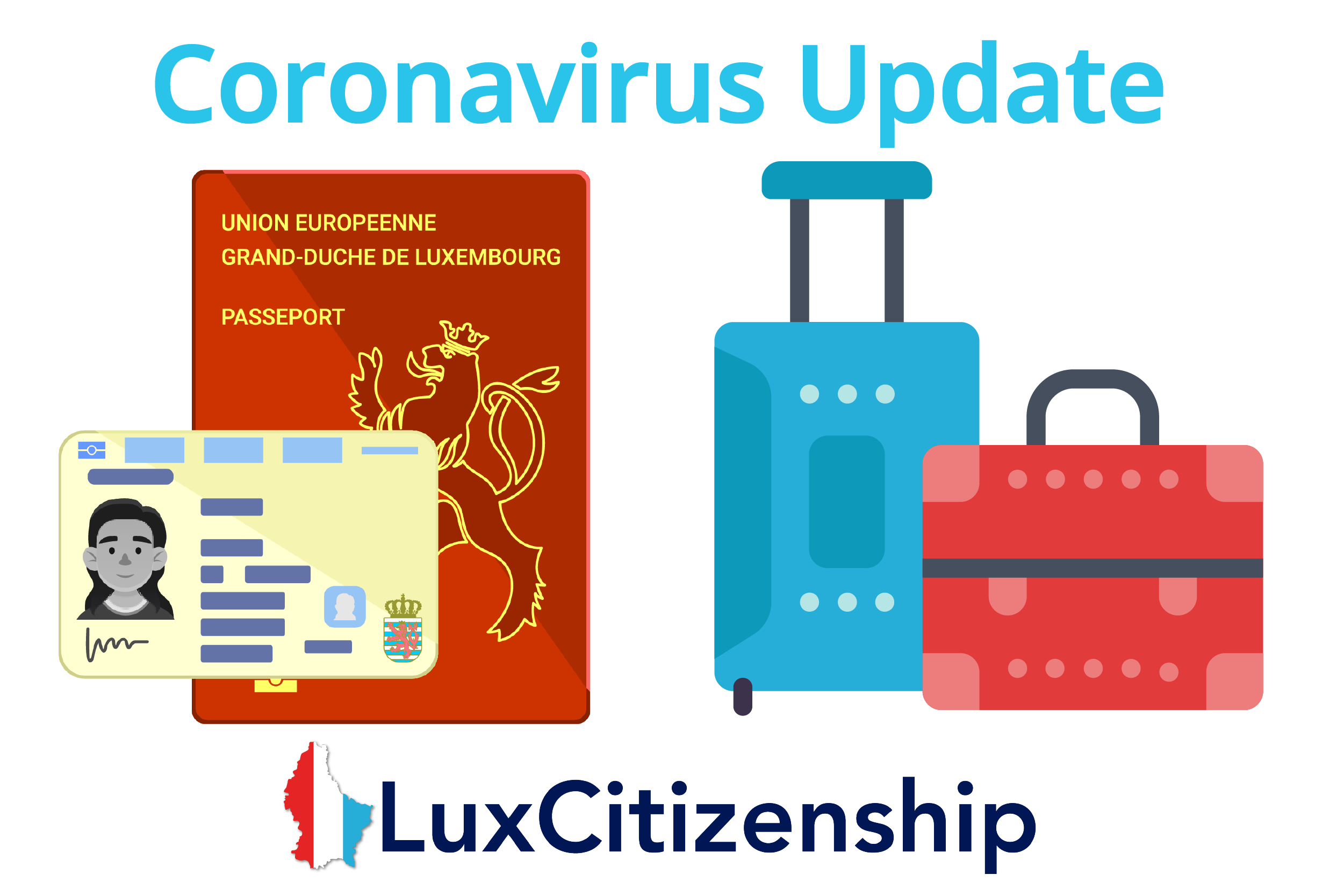 March 2020 Luxembourg Citizenship Coronavirus Update