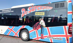 superjhemp on a bus in luxembourg