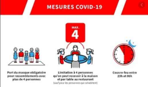 New Covid-19 Measures in Luxembourg