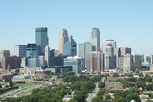 Minneapolis: Most Luxembourg Dual Citizens in the USA