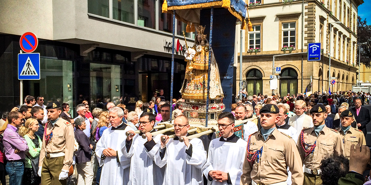 Octave Festival: Luxembourg's Biggest Religious Tradition