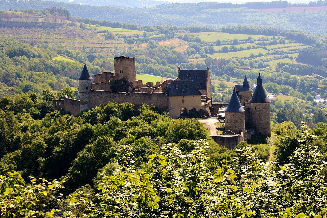 Exploring Luxembourg's Castles and Palaces
