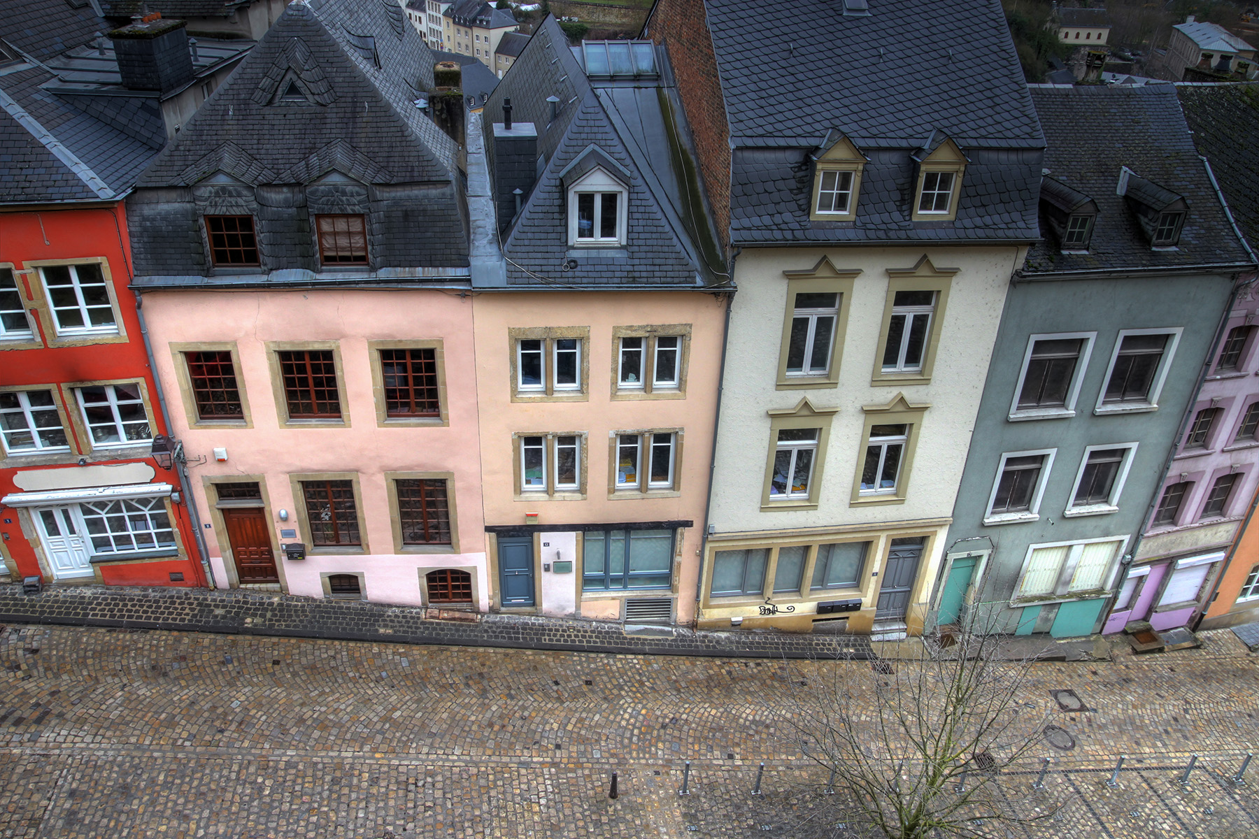 Renting an Apartment in Luxembourg