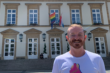 I Am A Gay American-Luxembourger