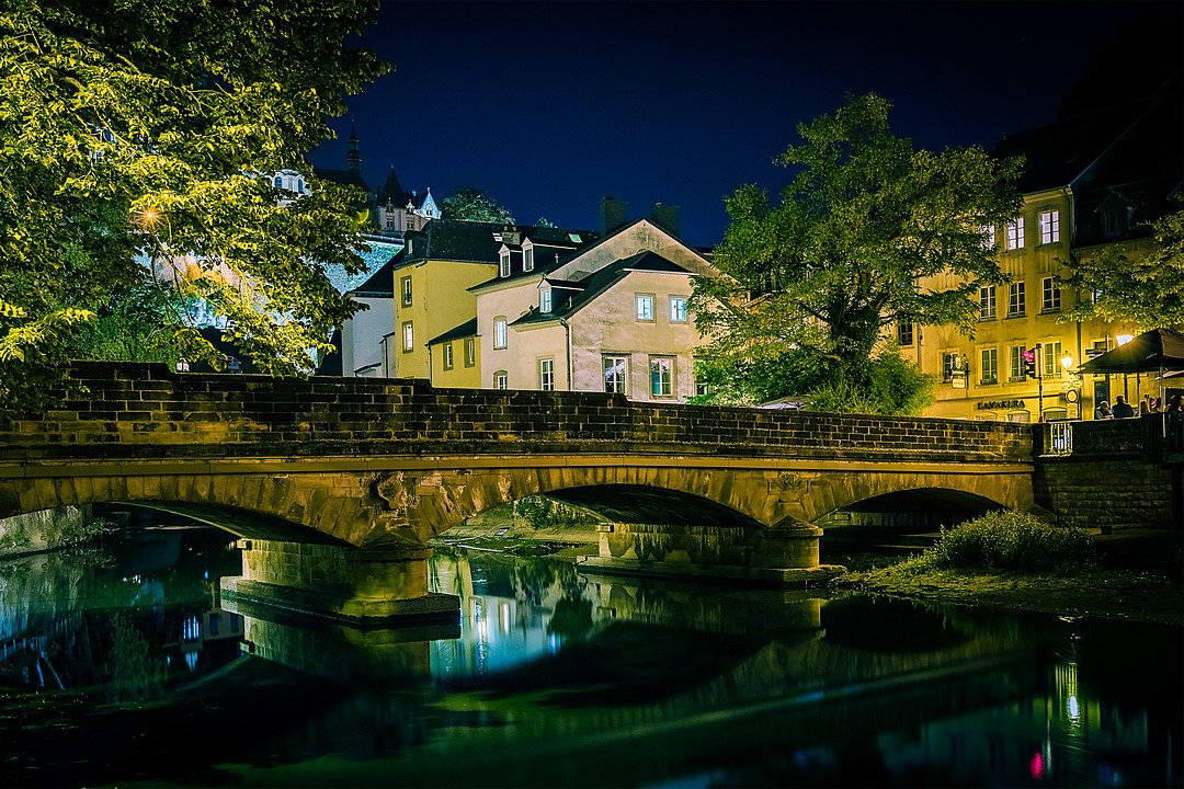 Where to Get a Drink in Luxembourg